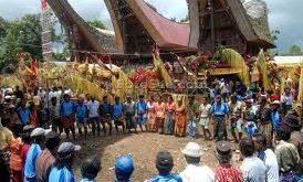 Ritual Sakral Rambu Solo